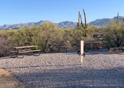 Desert Trails RV Park, Tucson Arizona, Hiking Trails