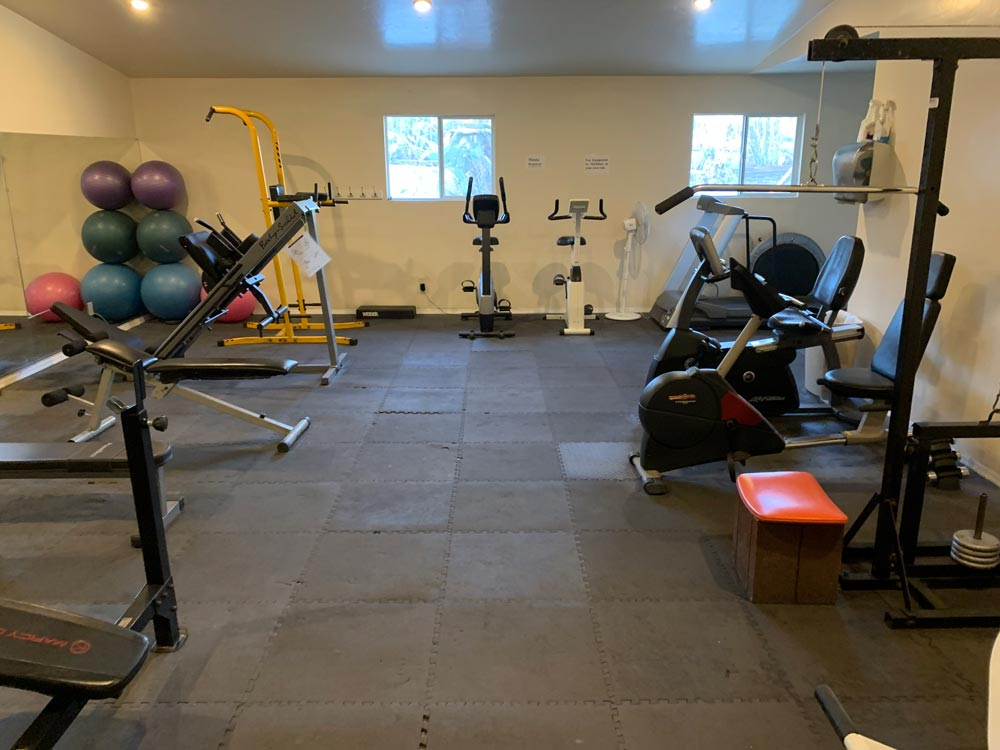 Tucson, Arizona RV Park with Workout Gym