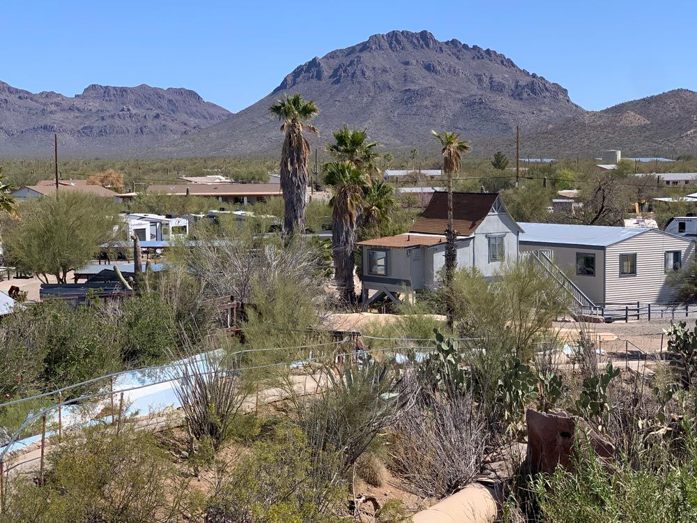 Tucson, AZ RV Park